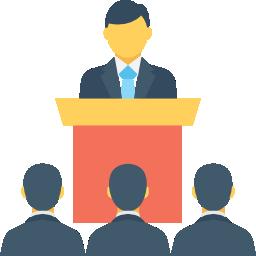 طراحی اپلیکیشن سمینار و کنفرانس
