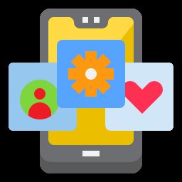 طراحی و کدنویسی اپلیکیشن موبایل